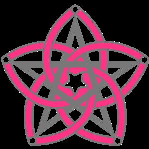 Pentagramm & Venusblume - Schutz & Harmonie /