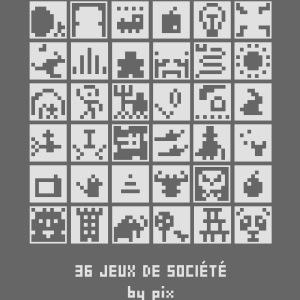 36 jeux de societe