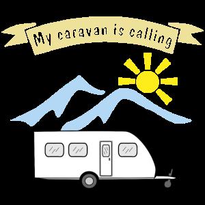 my caravan is calling