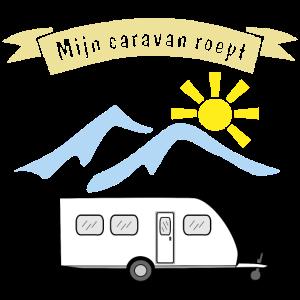 mijn caravan roept