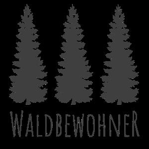 Waldbewohner Baum Bäume Nadelbaum Wald Geschenk