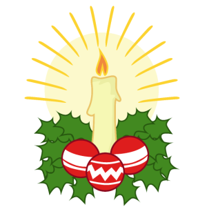 Advent Kerze Weihnachten