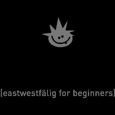 Haschmich - Gerne auch: das shirt für alle positiv bekloppten (ostwestfalen)!  - westfälisch,spinner,paderborn,haschmich,bekloppt,Ostwestfalen,OWL,Gütersloh,Dialekt,Bielefeld