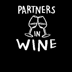 Partner im Wein
