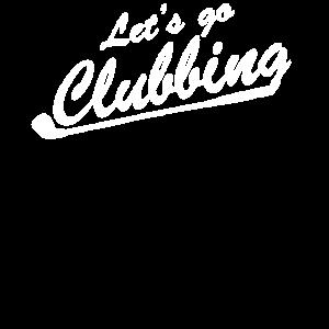 Lass uns Clubbing Golf Club gehen