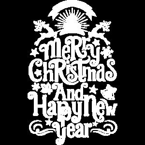 FROHE WEIHNACHTEN XMAS Weihnachten Geschenke Shirt