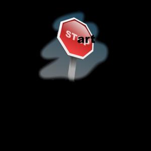 Stop Start Art