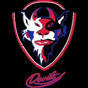 Sehnde Devils Logo mit Devils Script