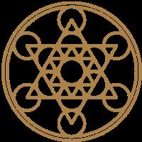 Metatrons Cube, Star Tetrahedron,  Flower of Life