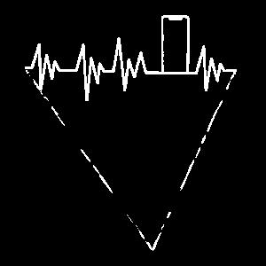Herzschlag Smartphone Handy