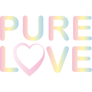 Pure Love pastell
