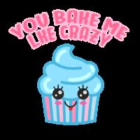 """BAKE ME *LKE* CRAZY"" - Törtchen, Muffin"