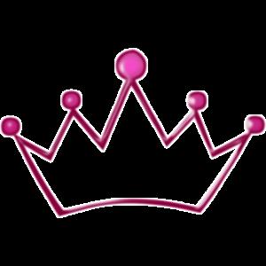 Krone Prizessin Königin