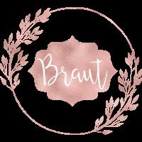 Braut Rosegold