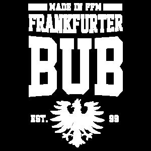 Frankfurter Bub Made in Frankfurt FFM 069 Geschenk