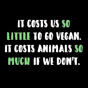Vegan Tier Liebhaber veganismus Vegetarier veggie