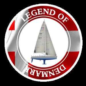 Legend of Denmark x41 one Design Class
