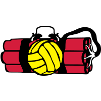 Dynamitbombe Alarm Volleyball waterpo