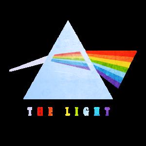 Licht Spektrum Physiker Geschenk Idee Physik