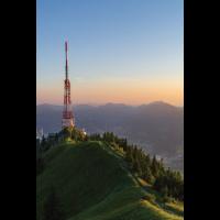 Allgäuer Poster, Grünten, Allgäuer Alpe Hochformat