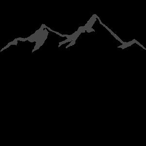 mountain girl berge winter alpen