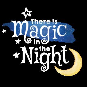 Es liegt Magie in der Nacht