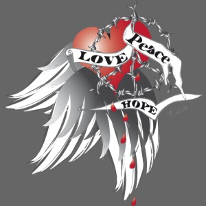 Love, Peace and Hope