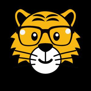 Tiger Brille Sommer Lustige Bilder