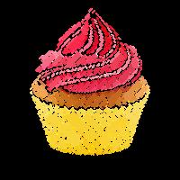 Muffin Törtchen Cupcake