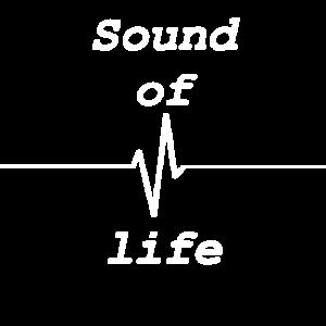 Sound of life - Spruch