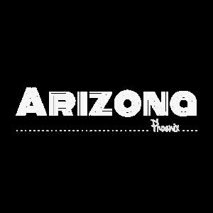 Arizona helle Schrift