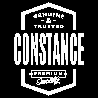 Geschenk für Konstanz - Shirts und Hoodies mit Namen Constance! Perfektes Geschenk für Freunde, Familie oder selbst. - komisch,Konstanz,Typografie
