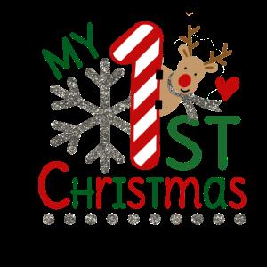 Mein erstes Weihnachten Geschenk Idee