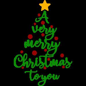 Weihnachtsfest für dich Geschenk Idee
