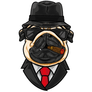Mops - Mafia - Cool Dog