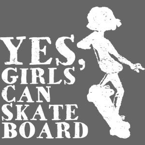 Mädchen Girls Skateboard Skateboarder Geschenk
