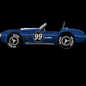 oldtimer sportscar
