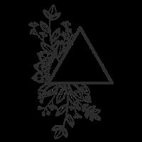 Triangle-Flower