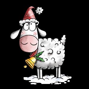 Lustiges Schaf Zu Weihnachten I Nikolaus Geschenk