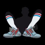 Sneaker & Socks