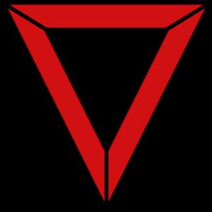 stylisches Dreieck