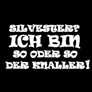 Silvester-Shirt