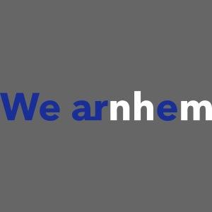We arnhem
