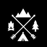 Bergsteigen - Camping - Zelten - Lagerfeuer