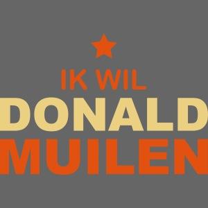 Ik Wil Donald Muilen