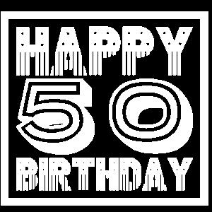 Happy 50 Birthday! Limitierte Edition