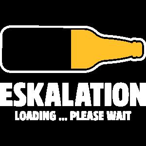 ESKALATION – Beer Loading …