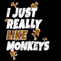 Monkeys love apes