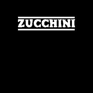 Zucchini Vegetarisches oder veganes Geschenk