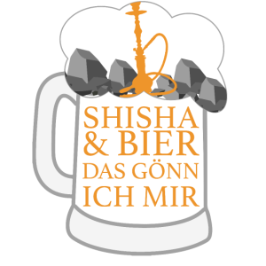 Shisha Wasserpfeife Lustig Geschank